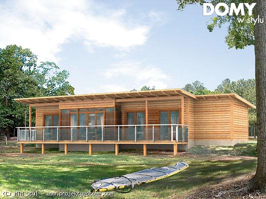 projekt gotowy domu